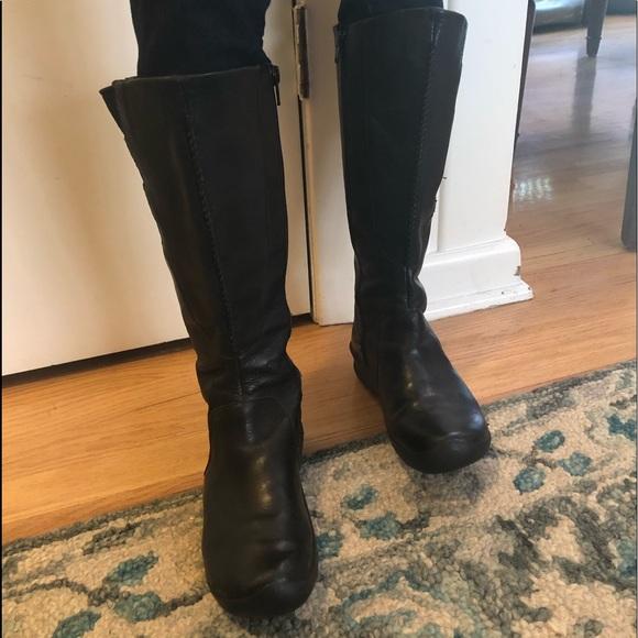 Keen Bern Baby Bern Leather Boots